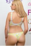 Трусики бразильянки AA5317 Lime Light от Freya