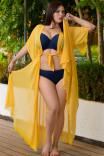 Изумительная пляжная туника в пол Maxi размер от GNV