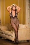 Эротическая облегающая сетка большого размера X90417 от Shirley of Hollywood