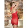 Кружевное эротическое платье с открытой спинкой 90387 от Shirley of Hollywood