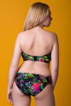 Красочный купальный бандо-топ Anya Print от Panache