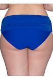 Плавки с отворотами цвета синий электрик Sheer Class CS001512 от Curvy Kate