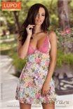 Комфортная сорочка с цветочным принтом  от  Lupoline