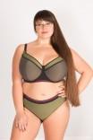 Модный раздельный купальник цвета хаки Club Envy от Freya