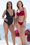 Цельный купальник  CS010606 Poolside от Curvy Kate