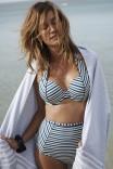 Купальный топ через шею Panache Summer Halter Bikini SW1182