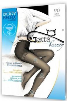 Колготки с утягивающим эффектом Gatta Body Relaxmedica 20 Den