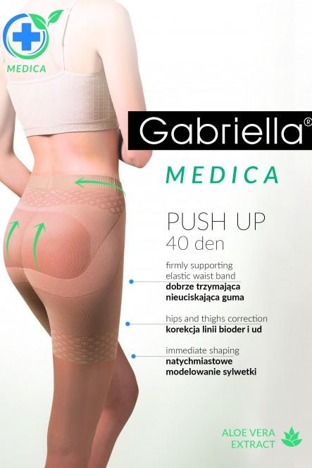 Колготки моделирующие Gabriella MEDICA PUSH UP 40 Den