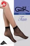 Носочки в крупную сетку Gatta Tan