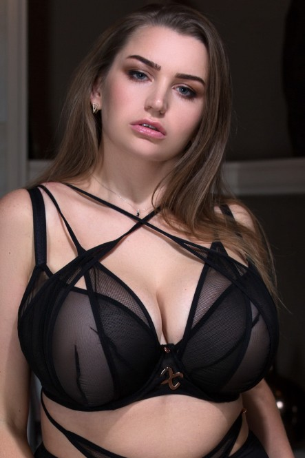 Бюстгальтер Scantilly Magic ST007101 Black