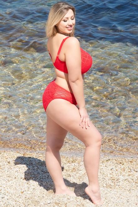 Плавки брифы Freya Sundance  AS3976 Red