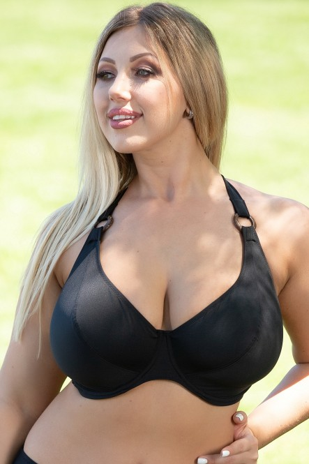Купальный топ Freya Coco Wave Halter Bikini Top AS7001 Black