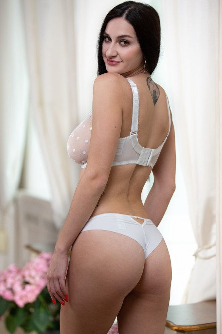 Трусики бразильянки Freya Awakening AA5337 White