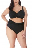 Купальный топ Elomi ES7193 Magnetic Plunge Bikini Top Black