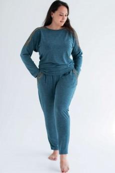 Элегантная пижама Shato 1925 Turquoise