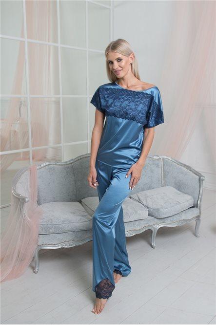 Восхитительная шелковая пижама от Felena