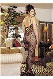 Сексуальный комбинезон с имитацией шнуровки сзади большого размера от Shirley of Hollywood