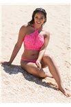 Оригинальный бандо топ для пляжа Daze by Curvy Kate