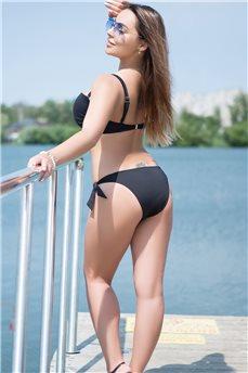 Женские плавки на завязках Beach Kris Line