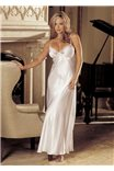 Длинное платье из шармеза от Shirley of Hollywood