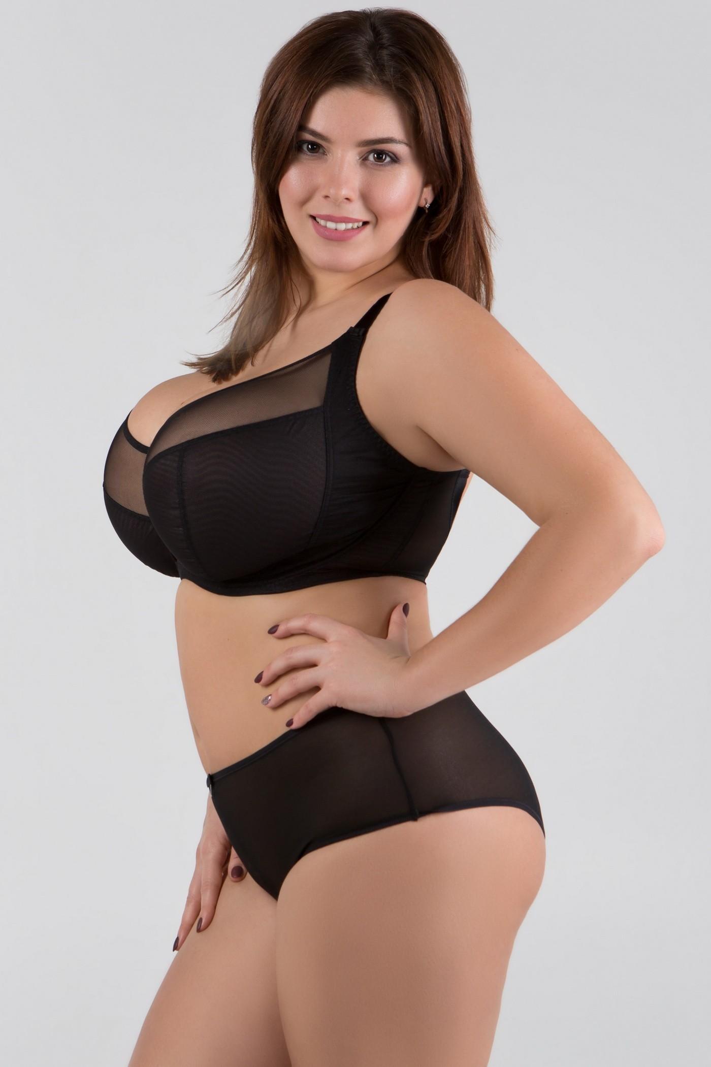 Яркий бюстик для роскошной груди Patti от Gorsenia