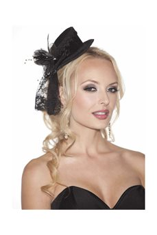 Очаровательная шапочка для любого события от Shirley of Hollywood