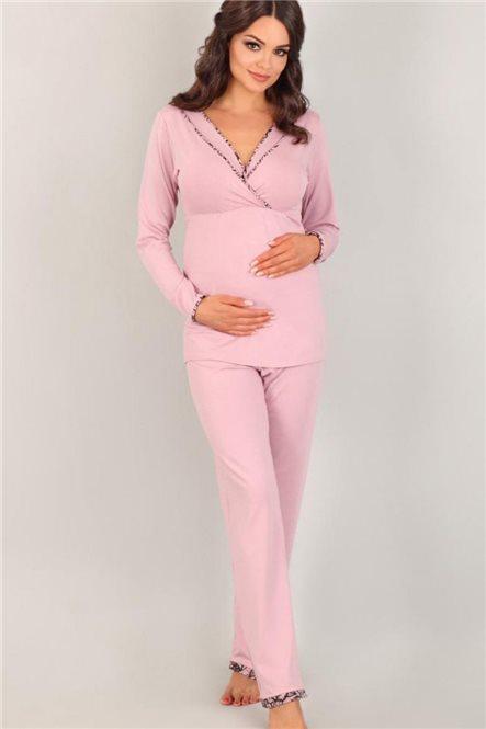 Стильная пижама для беременных от Lupoline