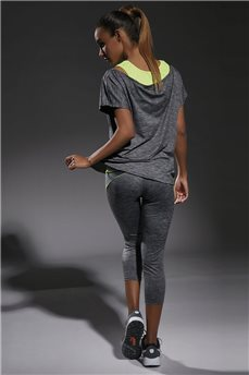 Спортивная блузка Jump от Krisline больших размеров