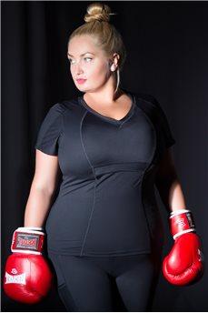 Блузка спортивная Active Krisline больших размеров