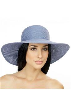 Классическая летняя шляпа со средними полями от Delmare