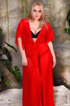 Стильный купальный топ Tropicool Freya на роскошную грудь