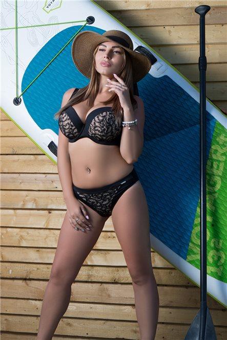 Потрясающий купальный топ Colette от Krisline