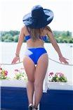 Изумительный твёрдый купальный топ Marina от Panache