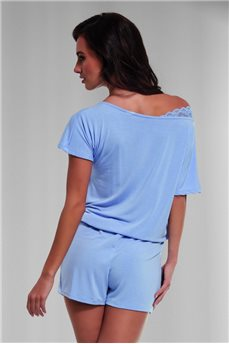 Трикотажная пижама-комбинезон Mariella от Krisline