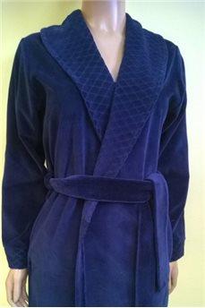 Тёплый халат Bonjour от De Lafense