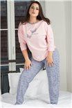 Женская пижамка 545 от Luna Lux