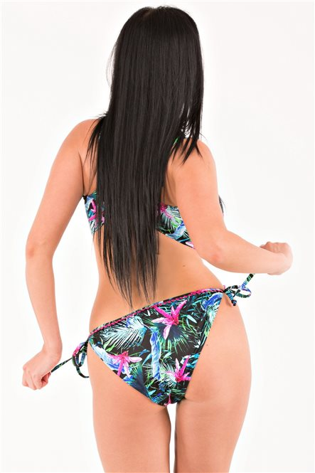 Купальные плавки на завязках Jungle Flower от Freya