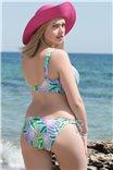 Яркий купальный топ Zamba от Freya