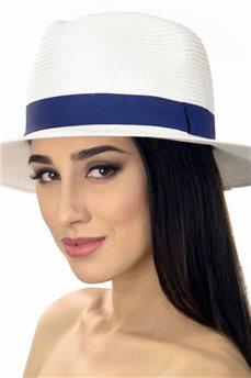 Классическая летняя шляпа от Delmare