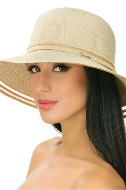 Элегантная летняя шляпа от Delmare