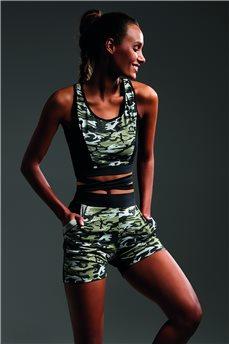 Спортивные шорты Black Moro от Krisline