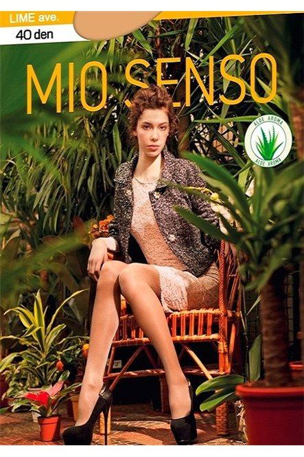 Mio Senso колготы Lime 40den
